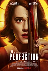 The Perfection (2018) cover