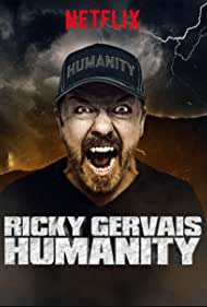 Ricky Gervais: Humanity (2018) cover