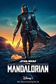 The Mandalorian (2019) cover