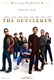 The Gentlemen: Senhores do Crime (2019) cover