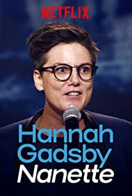 Hannah Gadsby: Nanette (2018) cover